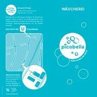 Flyer Picobella - Social Sense