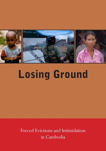 Losing Ground - Human Rights Party.