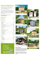 WEKA Gartenhäuser - Seite 2