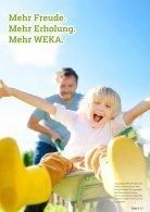 WEKA Gartenhäuser - Seite 3