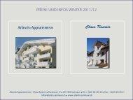 Chasa Kasimir - Atlantis Appartements /  Ferienwohnungen in ...