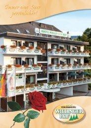 für den Moment: Ein großes Können ist ein ... - Hotel Willinger Hof