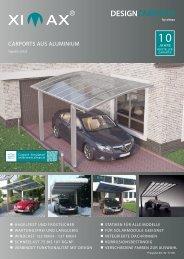 Ximax Design Carports