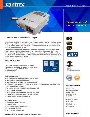 xar digital alternator regulator xantrex data sheet xantrex
