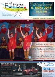 Fuhse-Magazin 4/2015