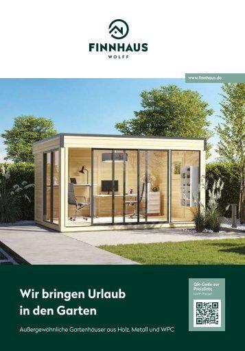 Wolff Gartenhäuser