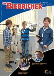 DER BIEBRICHER, Ausgabe 279, Februar 2015