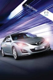 Download Brochure -  Mazda