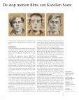 De stop motion films van Karolien Soete - Page 3