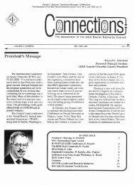 President's Message - Robert Marks.org