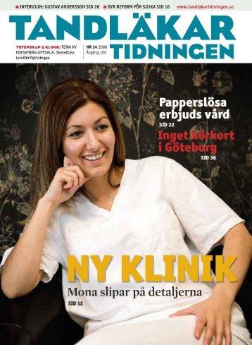 Nyhet! - Tandläkartidningen