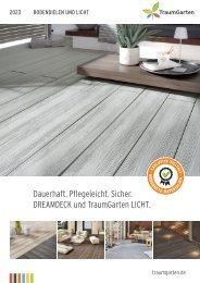 TraumGarten Terrassendielen