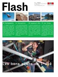 Les bons plans de l'été - NEWS EPFL