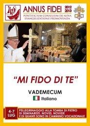 Scarica il Vademecum in ITALIANO