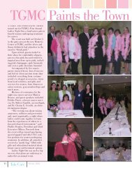 TGMC Paints the Town PINK - Terrebonne General Medical Center