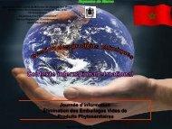 Présentation Ministère de l'Energie, des Mines, de l ... - GD MAROC