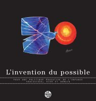 L'invention du possible - Rhone Solidaires