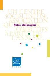 un centre social estune association qui a pour ... - Rhone Solidaires