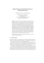 Spatio-Temporal Outlier Detection in Precipitation Data