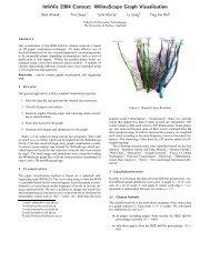 Wilma Scope Graph Visualization - The University of Sydney