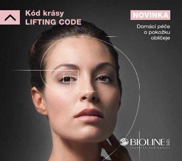 Kód krásy LIFTING CODE NOVINKA - Beauty Servis Group