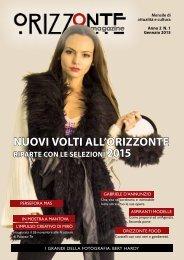 Magazine Gennaio 2015