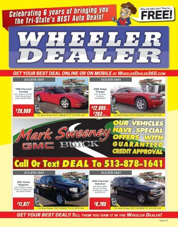Wheeler Dealer 09-2015