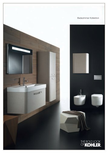 Badezimmer Kollektion   Kohler