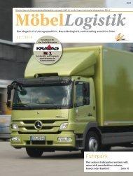 Ausgabe 02 2013 2,4 MB | PDF - moebellogistikmagazin.de