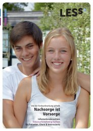 Nachsorge ist Vorsorge - kinderkrebsinfo.de