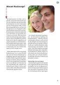 Nachsorge ist Vorsorge - kinderkrebsinfo.de - Page 5