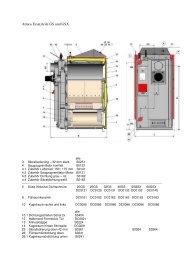 Düse Atmos Ersatzteil DC0130 Holzvergaserkessel Pelletkessel DC50SE DC75SE