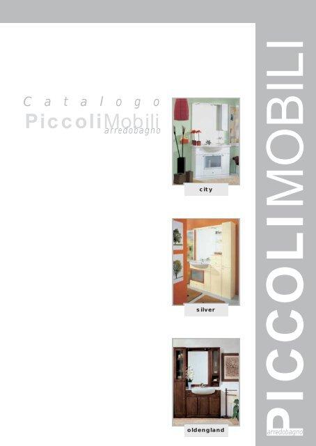 Cima Arredo Bagno Piccoli Mobili – Casa