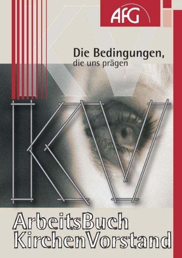 Arbeitsbuch Kirchenvorstand 3 - Kirchengemeinde Wiesenbronn