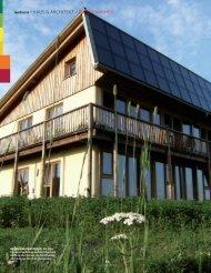 Greenhome, Ausgabe Juli- August 2012 - Architekt Dirk Scharmer