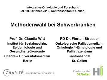 pdf Impulsreferat - Symposium Integrative Onkologie