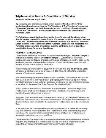 Waiver Agreement Terms And Conditions Finalpdf Prs
