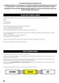 technical manual - tech mavic - Page 2
