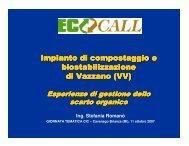 Stefania Romanò (3.36 MB PDF) - Consorzio Italiano Compostatori