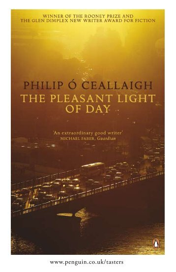 Read a short story from The Pleasant Light - Penguin Books