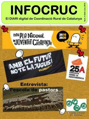 2 de maig - Coordinació Rural de Catalunya