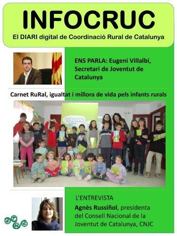 L'entrevista - Coordinació Rural de Catalunya