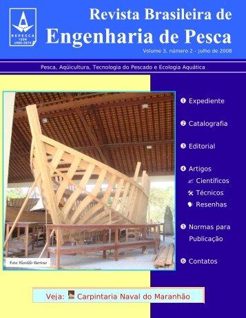 Engenharia de Pesca - Uema