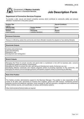 job description form essential functions terror behind the