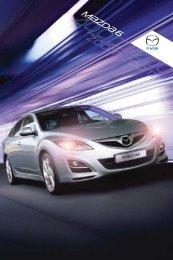 Mazda6 Broschyr PDF