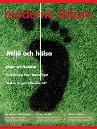 Moderna Läkare #1, 2012 som pdf - Sveriges läkarförbund