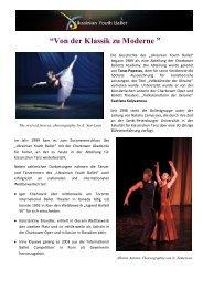Von_der_Klassik_zu_Moderne - Rudolf-Steiner-Schule Dortmund