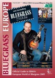 European Bluegrass Music Association