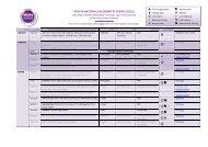 2011-2012 WIN Events Programme - DLA Piper WIN