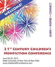 2014 CNFC Program